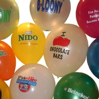 B-Loony's Eye Candy Metallic Range of Balloons