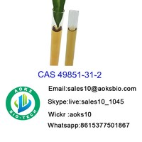 CAS 49851-31-2 2-Bromovalerophenone China Supplier 99% Purity 2-Bromo-1-Phenyl-Pentan-1-One