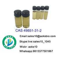 China Supplier 2-Bromo-1-Phenyl-Pentan-1-One CAS 49851-31-2 2-Bromovalerophenone 99% Purity