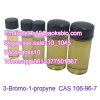 High quality and factory price Propargy bromid 106-96-7