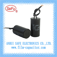 CBB60 AC Motor Start and Run Capacitor