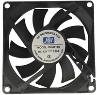 JSL factory direct supply plastic hot sale DC Axial Fan Ventilation Fan 8015