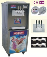 Gongly BQL-S33-2 Machine a glaces italienne big production capacity soft ice cream machine