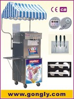BQL-S33-1 soft serve ice cream making machine(CE) high quality cheap good sale China supplier/manufacturer/factory