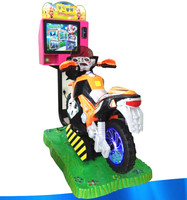 Indoor arcade coin operated online racing car game machine shopping mall play games