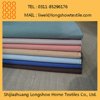 Super Soft 100% Polyester Fabric for Hotel