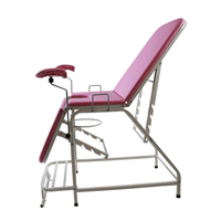 Examination table gynecological chair  hospital operating table