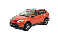 Classic Toys Brand New 1/18 Toyota RAV4 2013 Diecast model car By Paudi