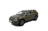 VW Volkswagen Tiguan L 2017 1/18 Scale Diecast Model Car Wholesale