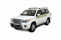 Toyota Land Cruiser 2012 1/18 Scale Diecast Model Car Wholesale