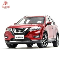 Paudi Model 1/18 1: 18 Nissan X-Trail Rogue 2018 Diecast Model Car