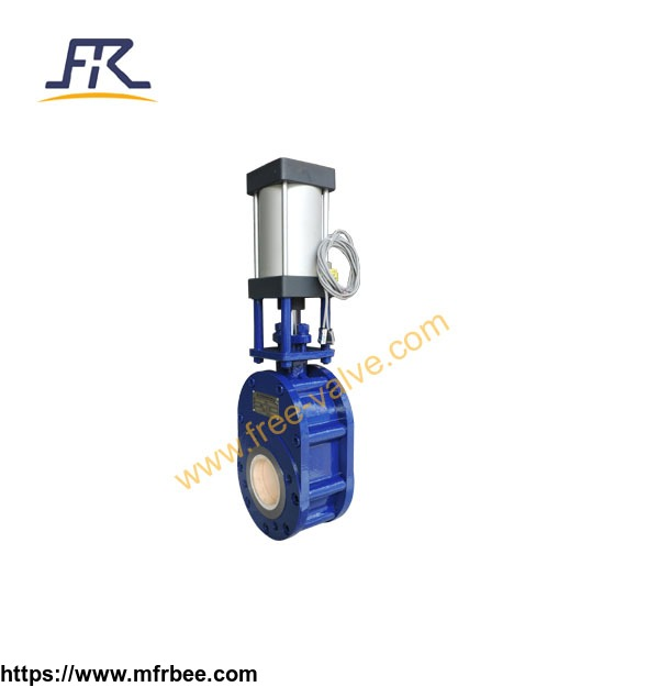 thin_type_pneumatic_ceramic_double_disc_gate_valve