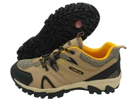 Men outdoor shoe with two-tone mesh(CAR-73074, BRAND: CARE)