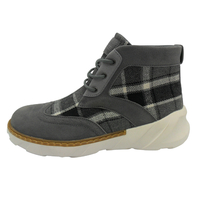NAME: high cut men casual shoes(CAR-71244,brand:Care)