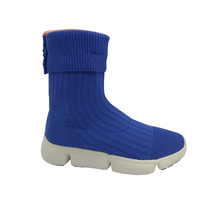 NAME: blue lady flyknit sock shoes(CAR-71221,brand:Care)