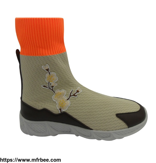 name_lady_flyknit_sock_shoes_with_flower_car_71225_brand_care_