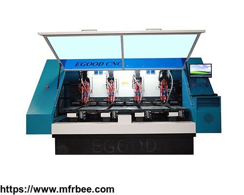 EGOOD High Precision CNC PCB Drilling and Routing Machine
