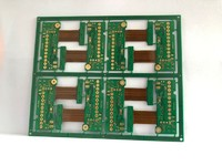 IoT Electric Circuit Board 6 Layers Rigid Flex PCB