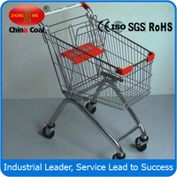 more images of RHB-60B Chinese manufacturer Grocery shopping carts for sale