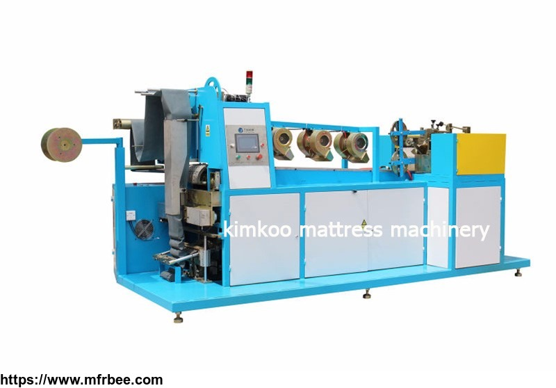 Double-Head CNC Pocket Spring Machine