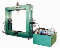 Gantry Hydraulic Seam Machine
