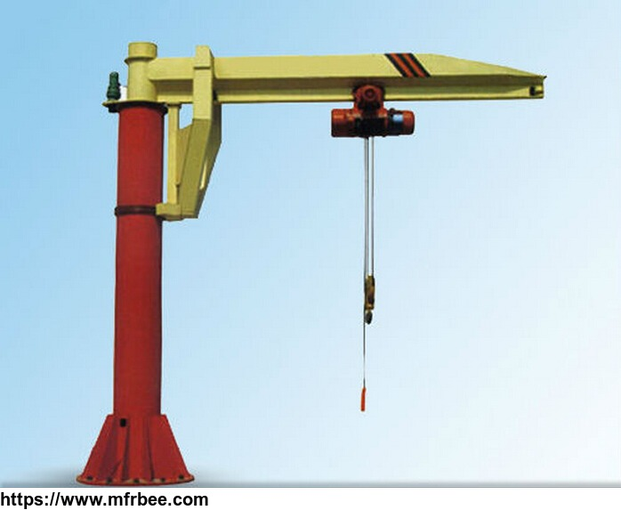 powered_rotation_jib_crane_manufacturers