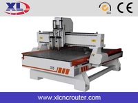 XLM25QD2 professional 3d wood carving door engraving cnc routers machines agents price