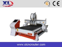 XLM25QD3 3D wood door relief engraving ACT cnc router machines machining center manufacturer
