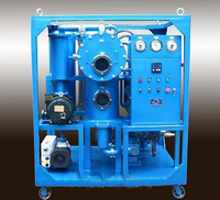 Vacuum Transformer Oil Purifier