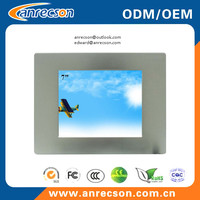 Mini 16:9 widescreen 7 inch industrial touch screen HDMI LCD monitor