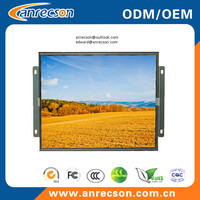 10.4 inch frameless touch screen LCD monitor