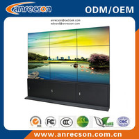 3.7mm 1920*1080 500/700nits 55 inch Samsung LCD video wall