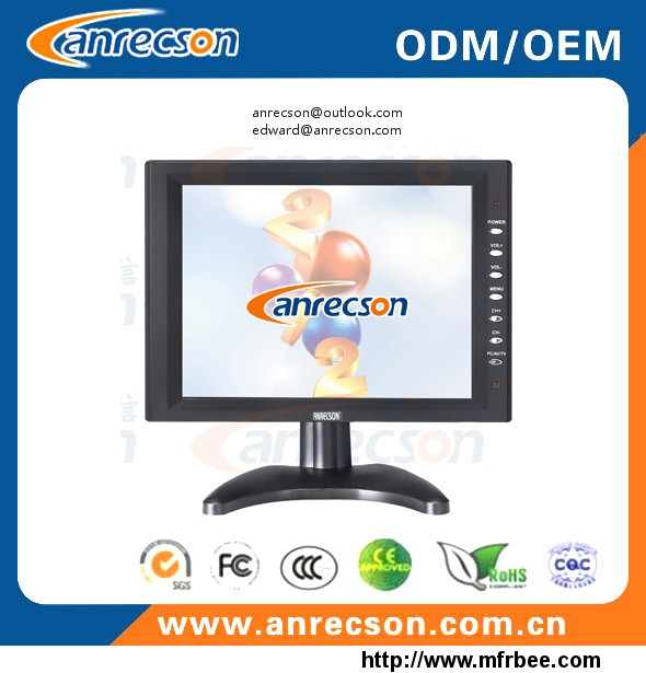 plastic_case_10_4_inch_cctv_monitor_on_sale