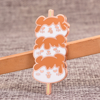 Ice Cream Lapel Pins No Minimum