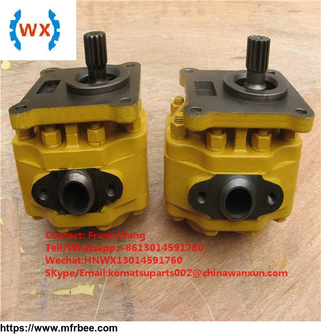 07432-71200 HYDRAULIC PUMP FOR D65S/A