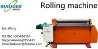 Sheet plate metal rolling machine slip roller machine for sale buluoer