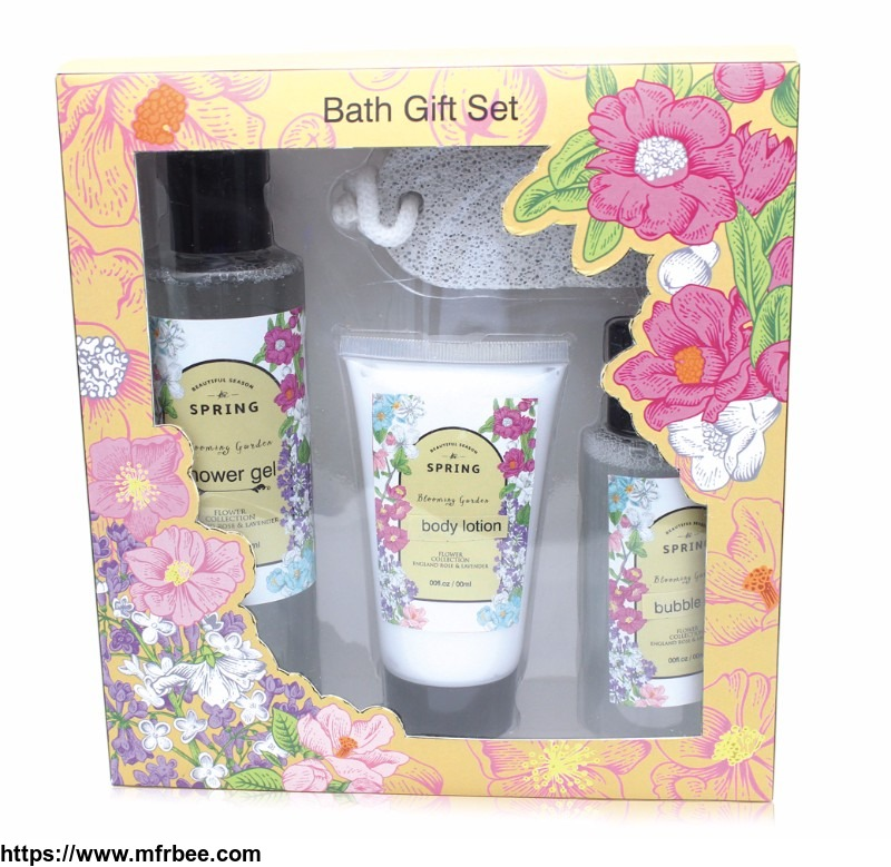 Wholesale Bath and Body Works High Quality SPA Products Bath Gift Sets Father's Day Mother's Day