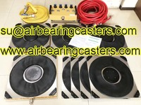 Modular air loading moving systems pictures