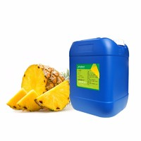 food additive, flavour and fragrance, pineapple flavor