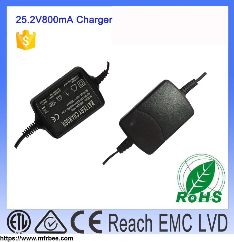 10_24w_dc_multi_function_output_8_4v1_5a_panfore_limited_lithium_battery_charger_ac_dc_power_adapter
