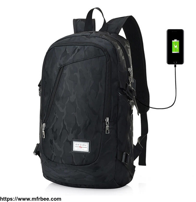 backpack_with_usb_charging_port_laptop_backpack_travel_bag_camping_outdoor_black_