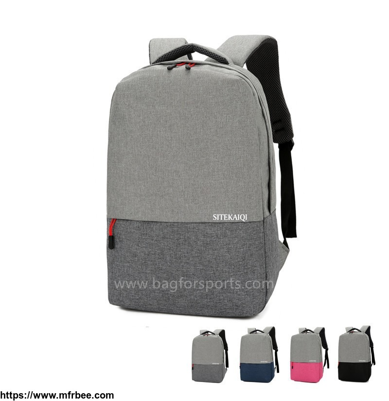 water_resistant_travel_hiking_camping_business_polyester_laptop_backpack_backpacks_daypack_fits_15_15_6_inch_laptops_grey