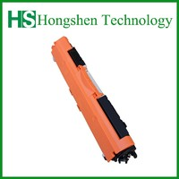 Compatible laser color toner cartridge for HP CF350A/CF351A/CF352A/CF353A.