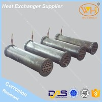Best selling Shell And Tube Type Condenser tube in shell condenser manufacturer