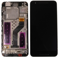 Huawei Google Nexus 6P Digitizer LCD Assembly Frame Housing