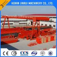 China 5 ton 30 ton Single Girder Traveling Gantry Crane Price