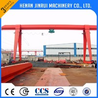 more images of 1 ton 20 ton Factory Single Girder Electric Hoist Gantry Crane Drawing