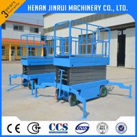 Good Price Cargo Electric Hydraulic Scissor Lift Platform Manufacturer