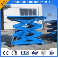 Industrial Handling 300kg 5 ton Hydraulic Platform Scissor Lift Table
