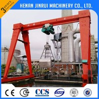 5 ton 50 ton Mobile Lifting Machine Goliath Crane Gantry Crane Design for Sale